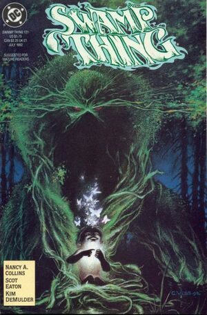 Cover for Swamp Thing #121