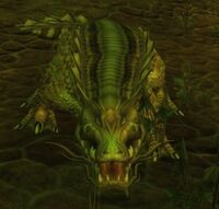 Young Sawtooth Crocolisk