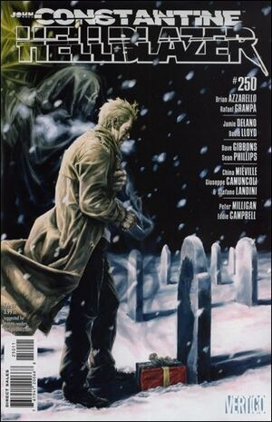 Cover for Hellblazer #250