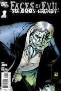 Faces of Evil Solomon Grundy 1