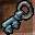 Sturdy Steel Key Icon