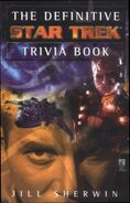 Definitive Star Trek Trivia Book