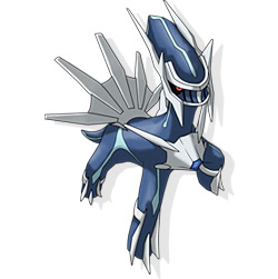 Dialga en Pokmon Ranger 2