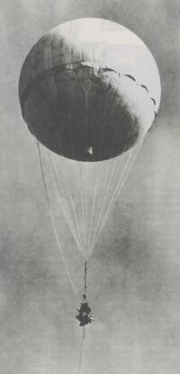 Japanese fire balloon moffet