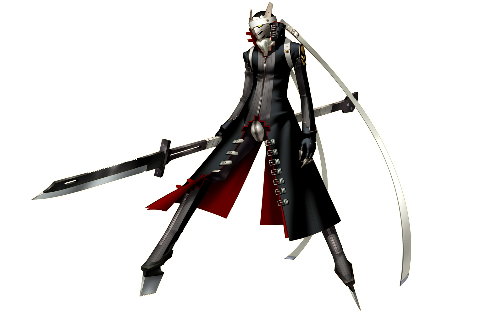Persona 4 the Animation P4-Izanagi