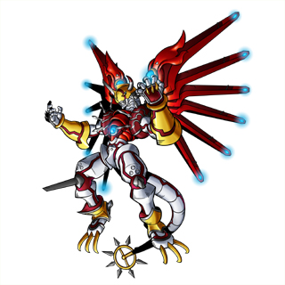 ShineGreymon b
