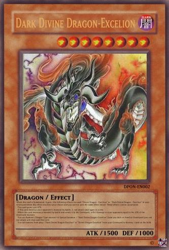 Wow JPGYugioh Divine Serpent