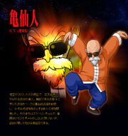 Master Roshi BT3