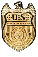 NCIS Badge