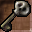 Ornate Bone Key Icon