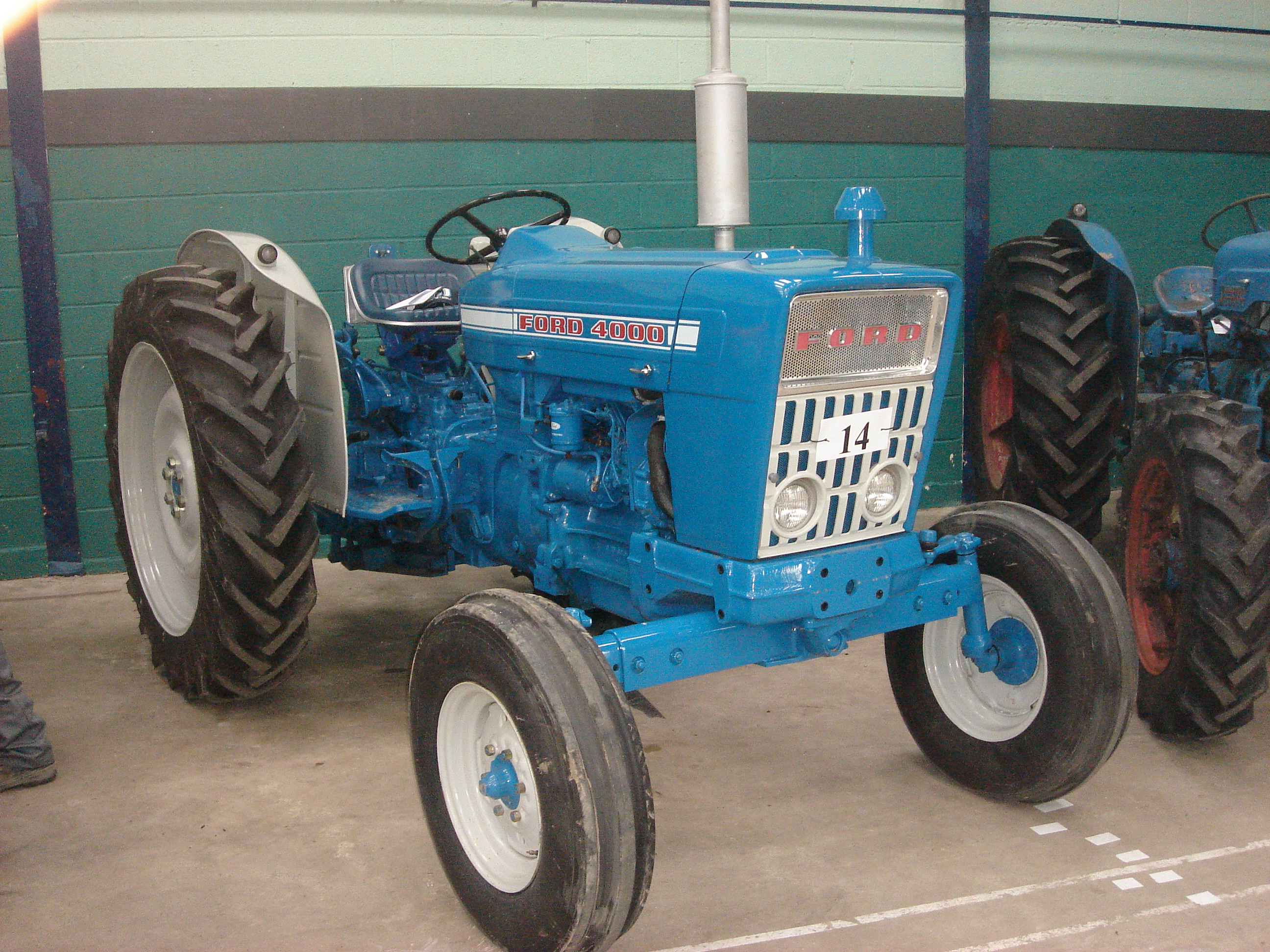 Ford 4000 Tractor Air Filter : Ford oil change