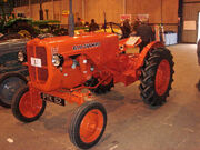 Allis Chalmers D272 - PTK 62 - at Bath - DSC01620 edited