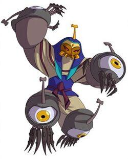 Huntik Titans 250px-Anubian