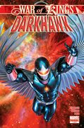 War of Kings Darkhawk Vol 1 1