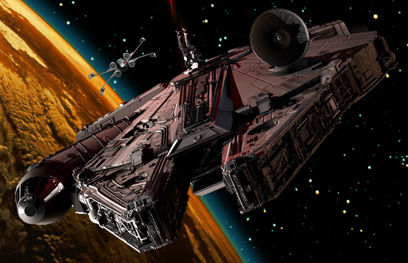 YT-1300 light freighter - Wookieepedia, the Star Wars Wiki