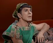 Spock sings Maiden Wine