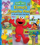 Elmo&#39;s Favorite Places