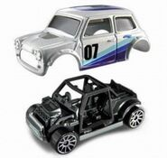 Mini Cooper Pop-Offs