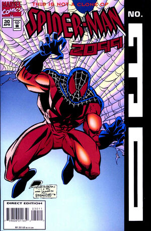 Spider-Man 2099 Vol 1 30