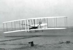 Wright Flyer, The Cage