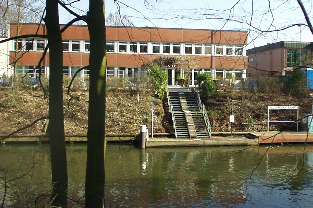 HHA-Halle-13 Barmbeker-Stichkanal