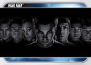 Rittenhouse Star Trek 09 promo card