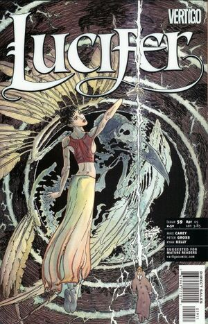 Cover for Lucifer #59