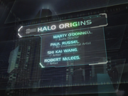 Halo Origins