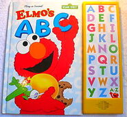 Elmo&#39;s ABC