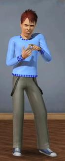 The sims 3 teen