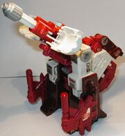 Scattershot weird cannon