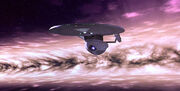 USS Excelsior NCC-2000