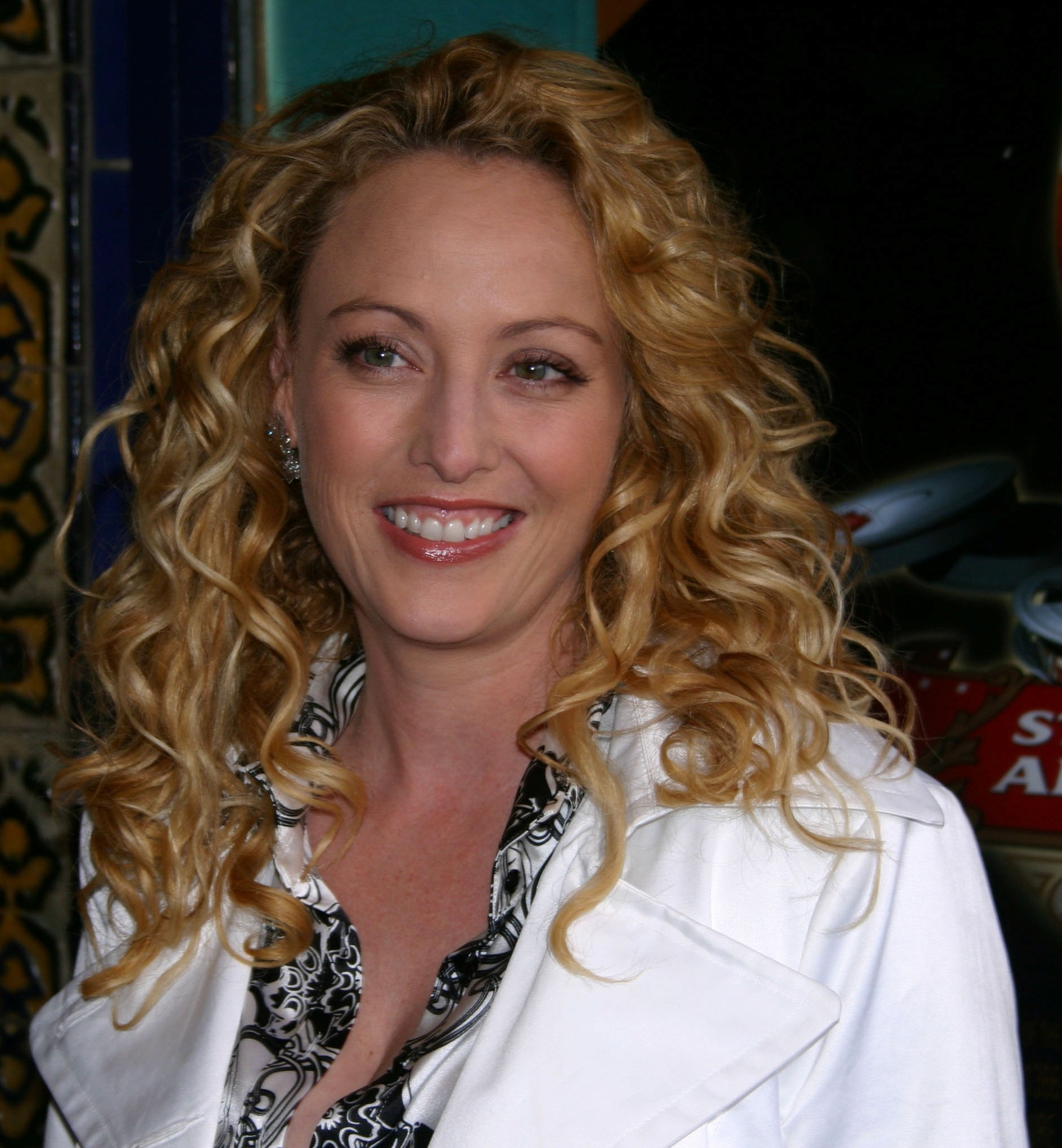 Virginia Madsen Eyes