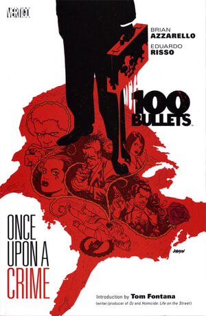 Cover for 100 Bullets (Collections) #11
