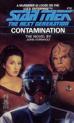 Contamination novel