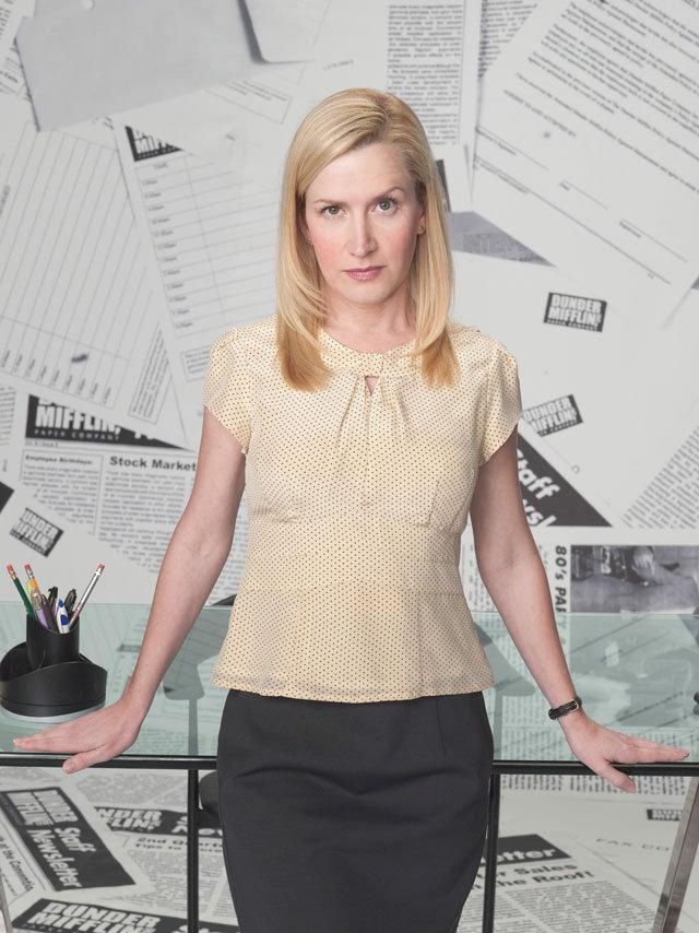 Angela is the office slut 6