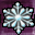 Snow Flake Charm Icon