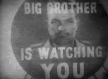Свобода - это рабство. Большой Брат следит за тобой. Как можно