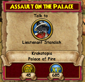 Assault On The Palace