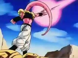 Buu attack