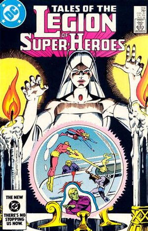 Cover for Legion of Super-Heroes #314