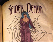 SpiderDemonPage1