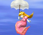 Parasol peach melee