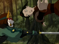 Azula vs Suki