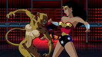 Cheetah vs Wonder Woman