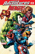 Marvel Adventures The Avengers Vol 1 8