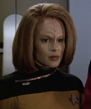 B'Elanna biomimetic copy