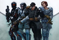 Galactic Alliance Troopers