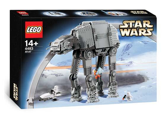 База наборов LEGO.