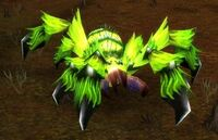 Deepmoss Webspinner